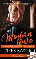 Modern Love, Tome 2 : Une aventure avec un boxeur
