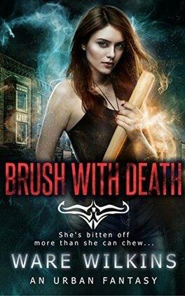 Couverture du livre : Sadie Salt, tome 1 : Brush With Death