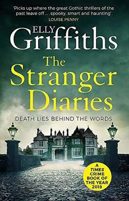 Couverture du livre : The stranger diaries