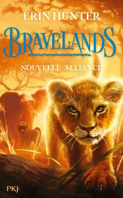 Couverture de Bravelands, Tome 1 : Nouvelle alliance