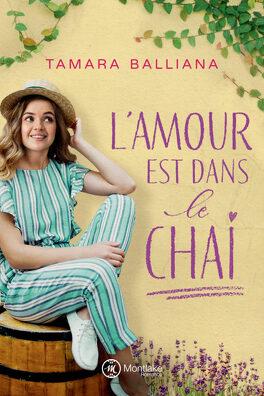 Couverture du livre : L'amour est dans le chai