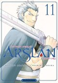 The Heroic Legend of Arslân, Tome 11
