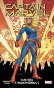 Captain Marvel, tome 1 : Rentrée atmosphérique