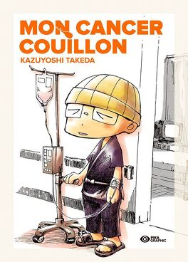 Couverture du livre : Mon Cancer Couillon