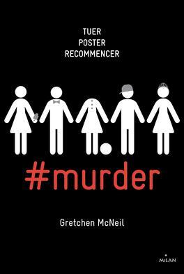 Couverture du livre : #murder, Tome 1