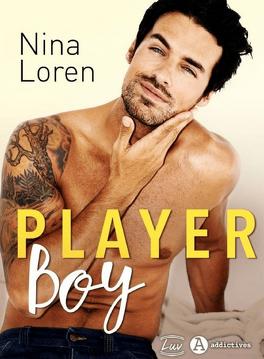 Couverture du livre : Player Boy