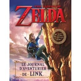 The Legend Of Zelda Le Journal D Aventurier De Link