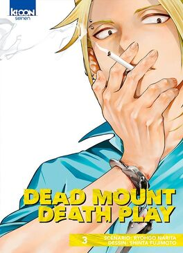 Couverture du livre : Dead Mount Death Play, Tome 3