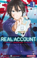 Real Account, Tome 1