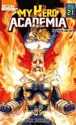 My Hero Academia, Tome 21 : L'Étoffe des héros