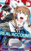 Real Account, Tome 16