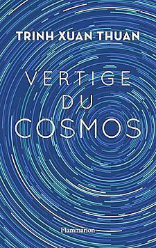 Couverture du livre : Vertige du cosmos