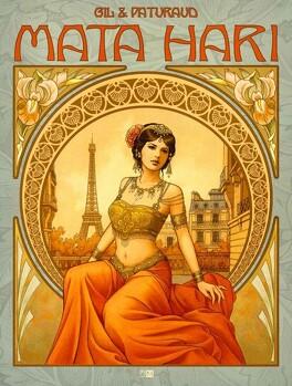 Couverture du livre : Mata Hari