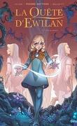 La Quête d'Ewilan (BD), Tome 7 : L'Île du destin