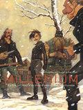 Millénium - Intégrale BD, Tome 2 : La Fille qui rêvait d'un bidon d'essence et d'une allumette