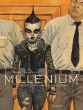 Millénium - Intégrale BD, Tome 3 : La Reine dans le palais des courants d'air