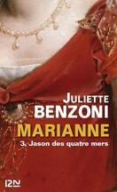Marianne, tome 3 : Jason des quatre mers