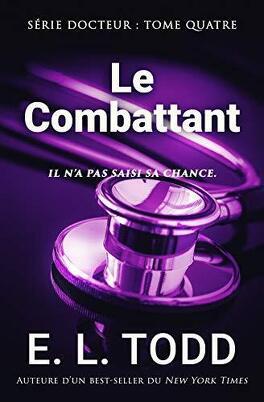 Couverture du livre : Docteur, Tome 4 : The Fighter