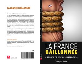 La France Baillonnee Livre De Gregory Roose