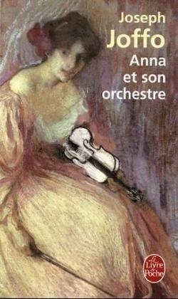Couverture du livre : Anna et son orchestre