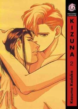 Couverture du livre : Kizuna, Tome 2