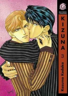 Couverture du livre : Kizuna, Tome 3