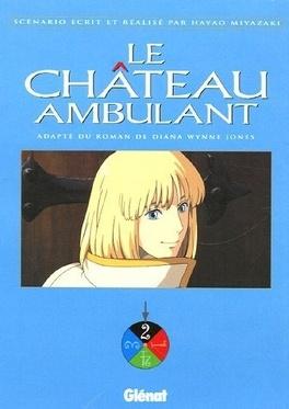 Couverture du livre : Le château ambulant, tome 2