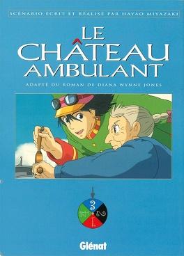 Couverture du livre : Le Château ambulant, Tome 3
