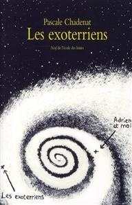 Couverture du livre : Les exoterriens
