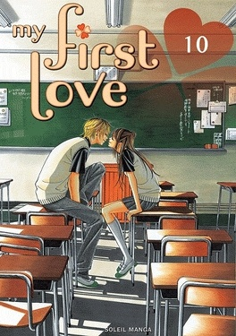 Couverture du livre : My First Love, tome 10