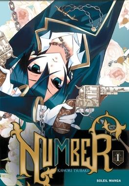 Couverture du livre : Number, tome 1