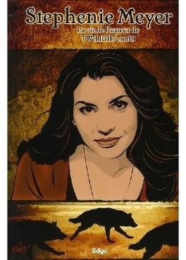 Couverture du livre : Stephenie Meyer, Biographie : La Vie de l'Auteur de Twilight (BD)