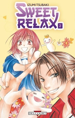 Couverture du livre : Sweet Relax, tome 2