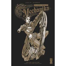 Couverture du livre : Lady Mechanika - Cycle 4 : Intégrale
