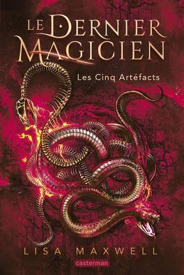 Couverture du livre : Le Dernier Magicien, Tome 2 : Les Cinq Artéfacts