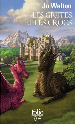 Couverture du livre : Les Griffes et les crocs