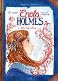 Les Enquêtes d'Enola Holmes, Tome 6 : Métro Baker Street (BD)
