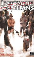 L'Attaque des Titans, Tome 29
