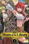 couverture Magus of the Library, Tome 3
