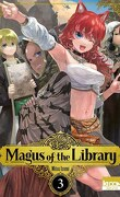 Magus of the Library, Tome 3