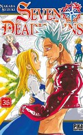 Seven Deadly Sins, Tome 36
