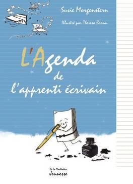 Couverture du livre : L'Agenda de l'apprenti écrivain