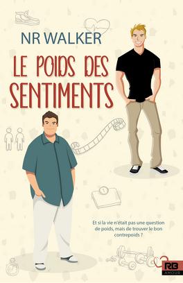 Couverture du livre : Le Poids des sentiments