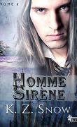 Hybride, Tome 2 : Homme sirène