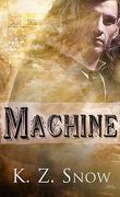 Hybride, Tome 3 : Machine