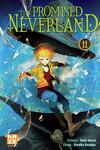 couverture The Promised Neverland, Tome 11 : Dénouement