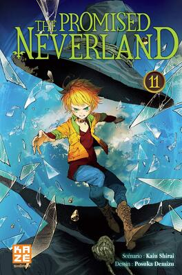 Couverture du livre : The Promised Neverland, Tome 11