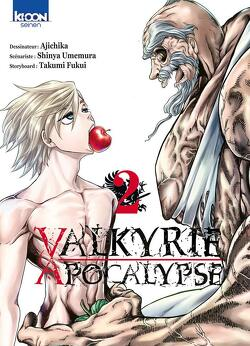 Couverture de Valkyrie Apocalypse, Tome 2