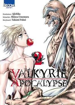 Couverture du livre : Valkyrie Apocalypse, Tome 2
