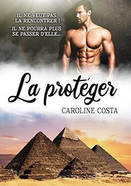 Couverture du livre : La protéger